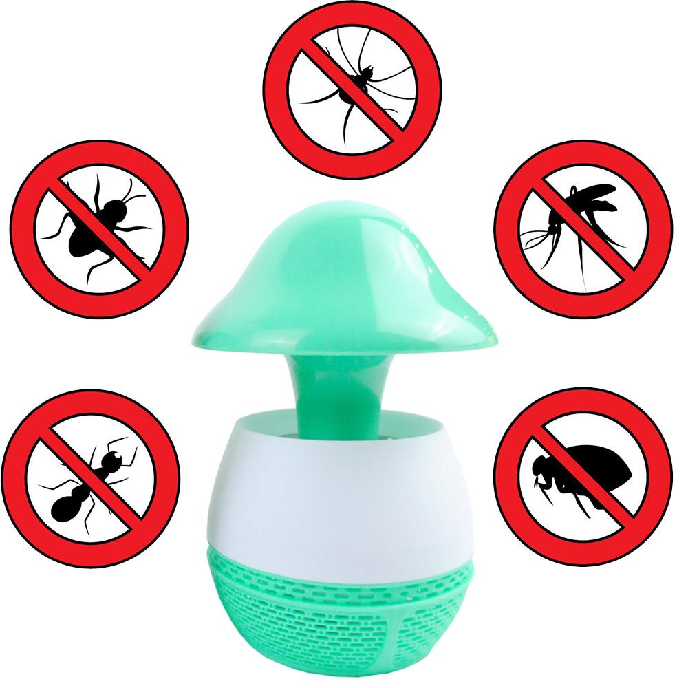 صاعق الناموس والحشرات العجيب