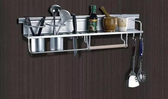 منظم شامل لادوات المطبخ - متعدد الوظائف