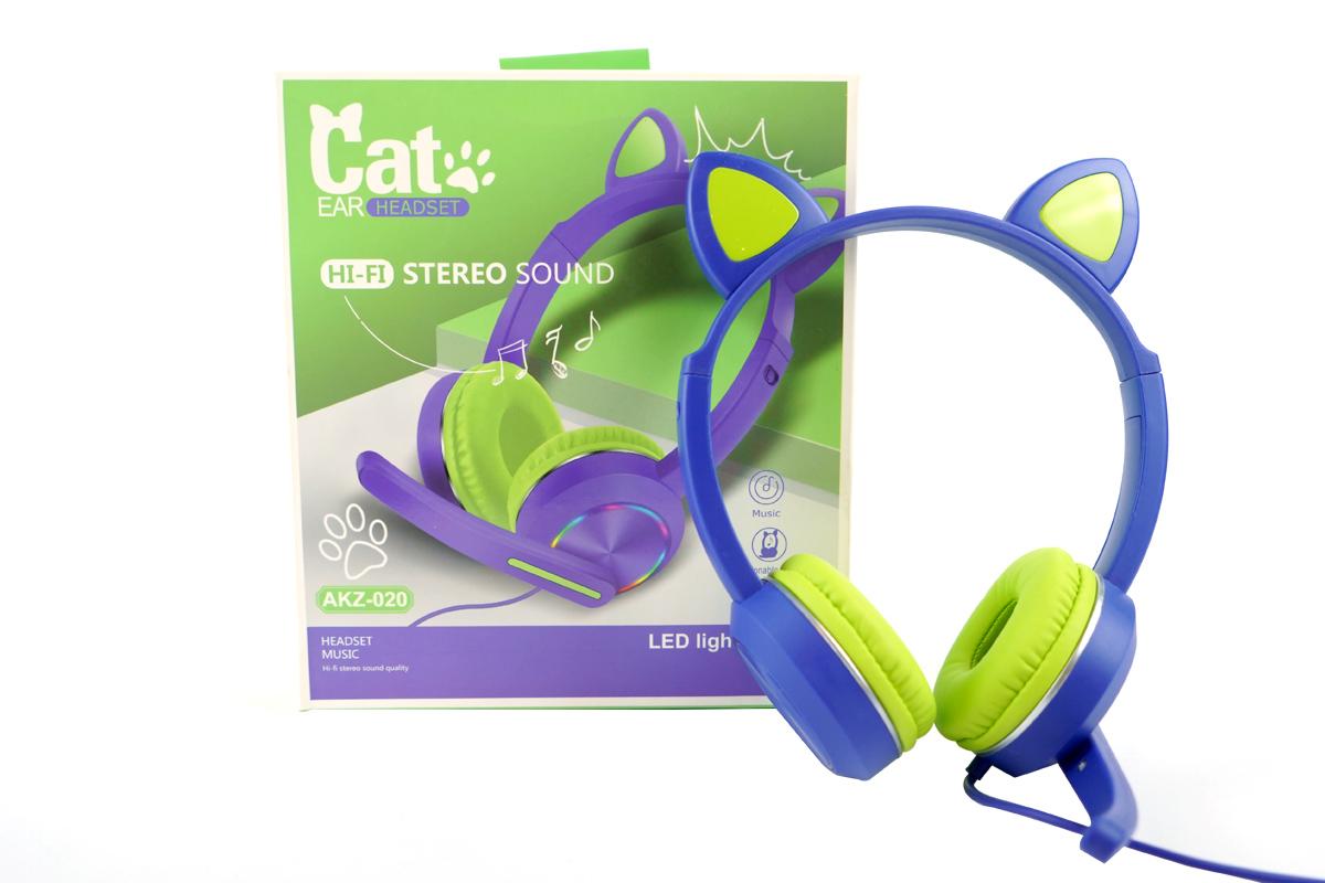 Cat Gaming Headset