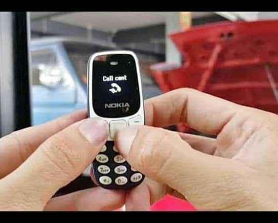 اصغر موبايل في العالم عفروتو BM10