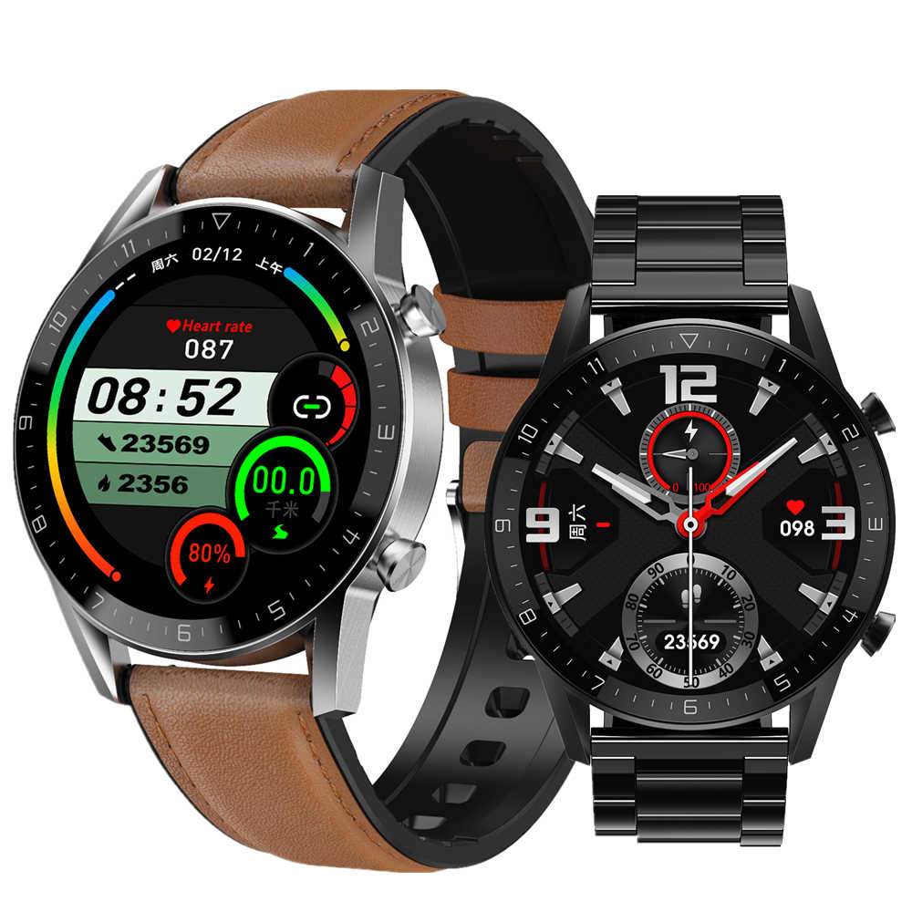 Smart Watch DT92 أسود