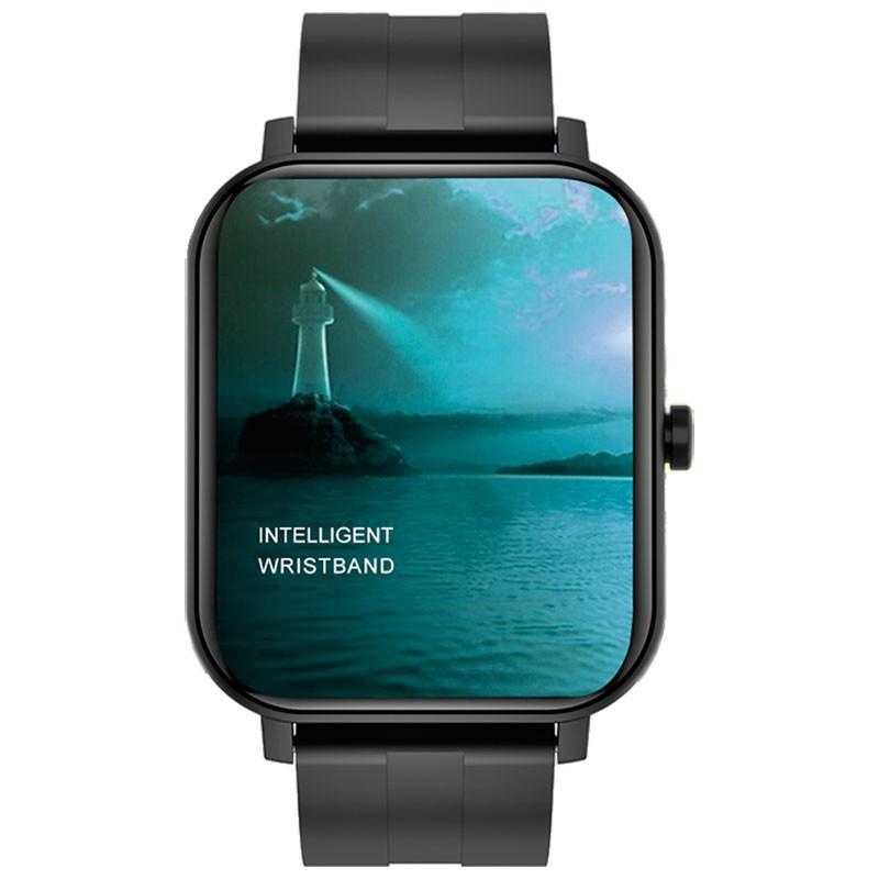 F22 Smart Watch أسود