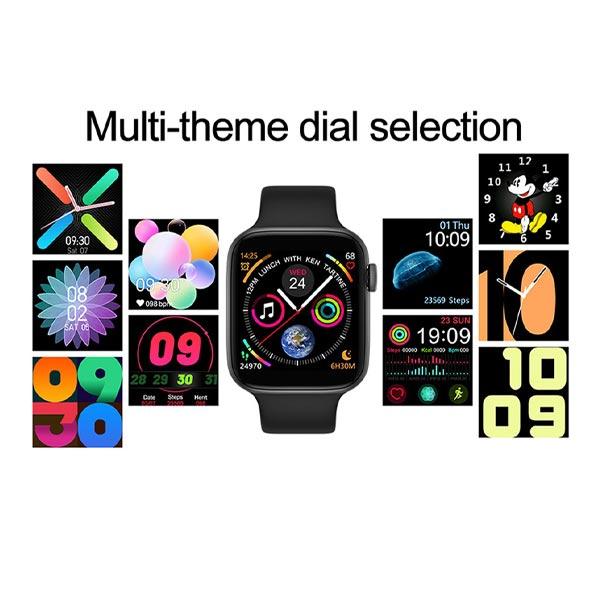 Smart Watch FT50 أسود