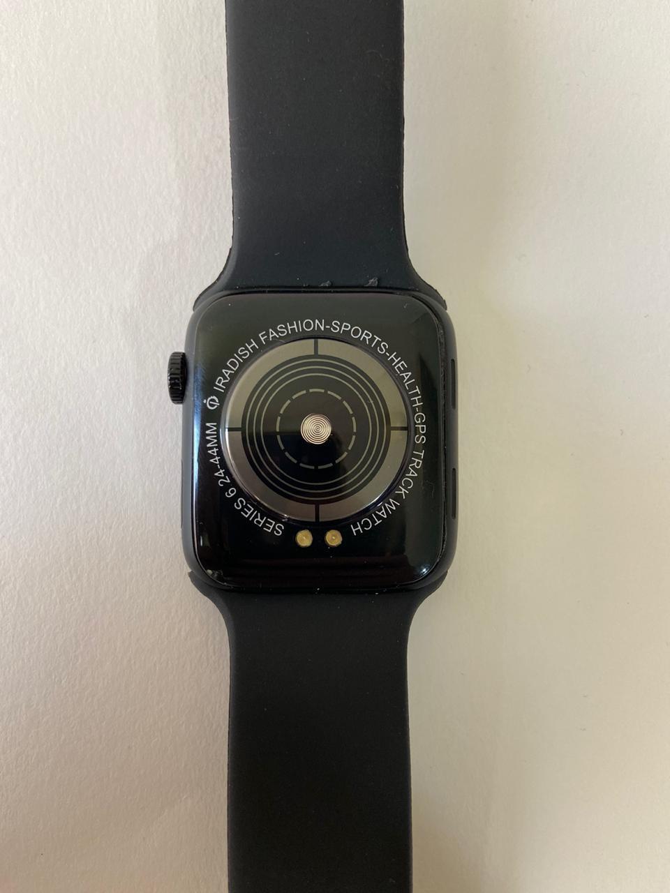 Smart Watch G63L أسود
