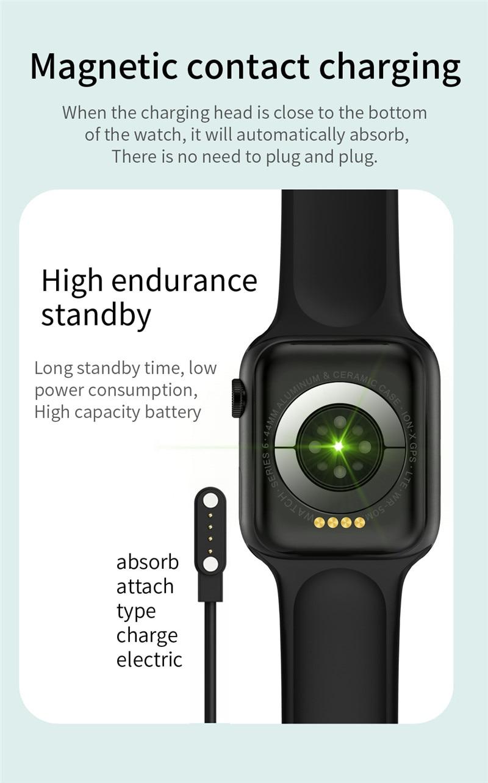 Smart Watch K6 Plus