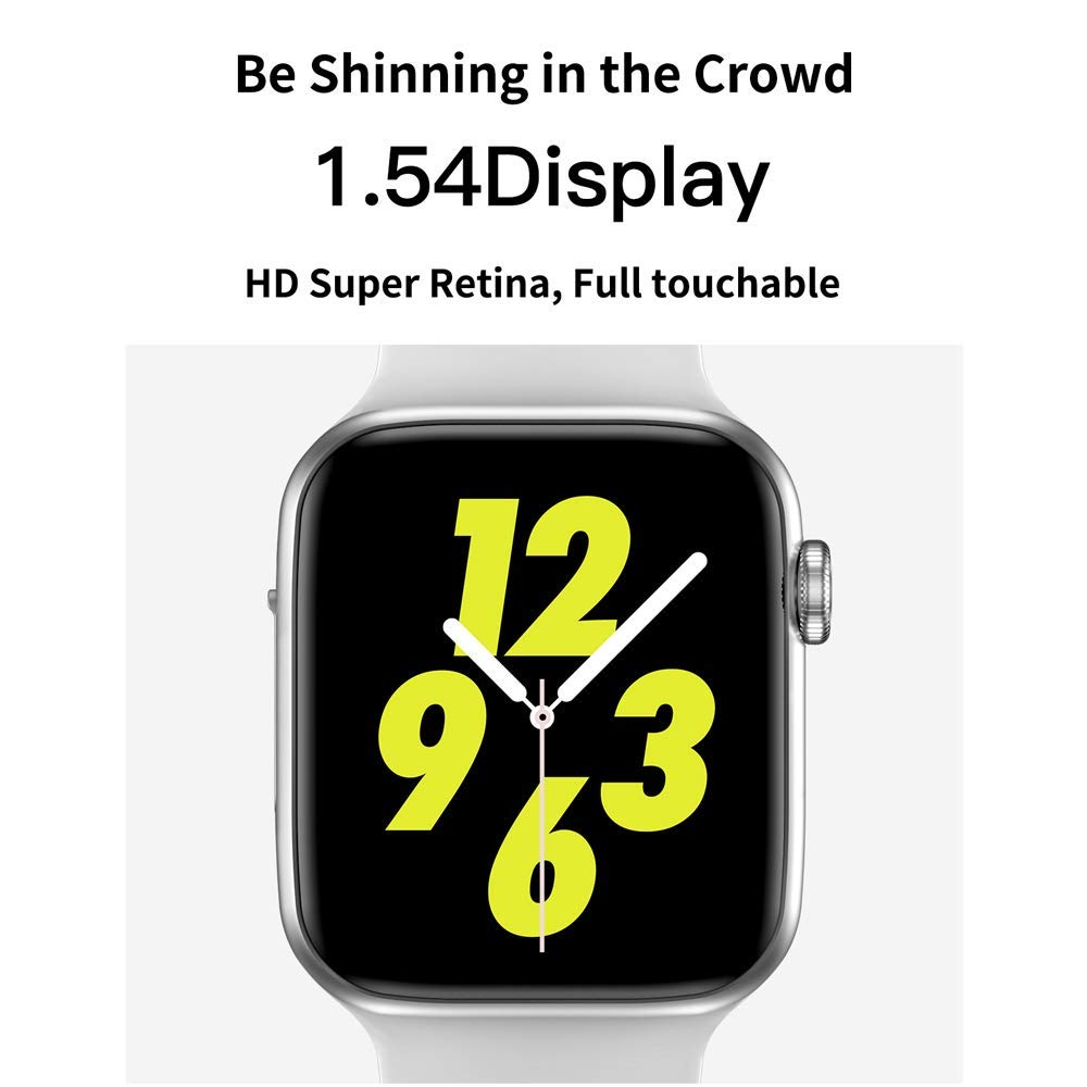 Smart Watch W34 أبيض