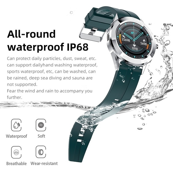 Smart Watch Y10 أسود
