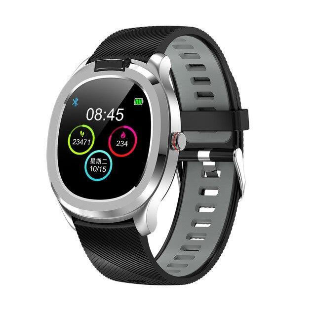 Smart Watch T01 Silver