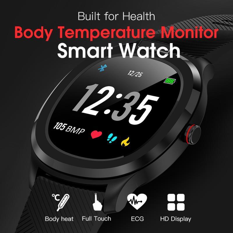 Smart Watch T01 Black