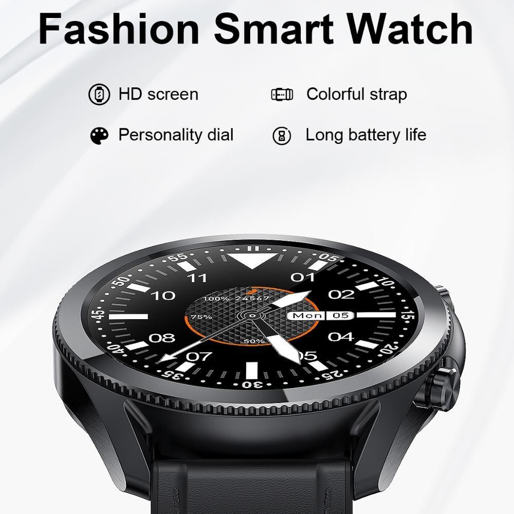 Smart Watch G33 Black - أسود