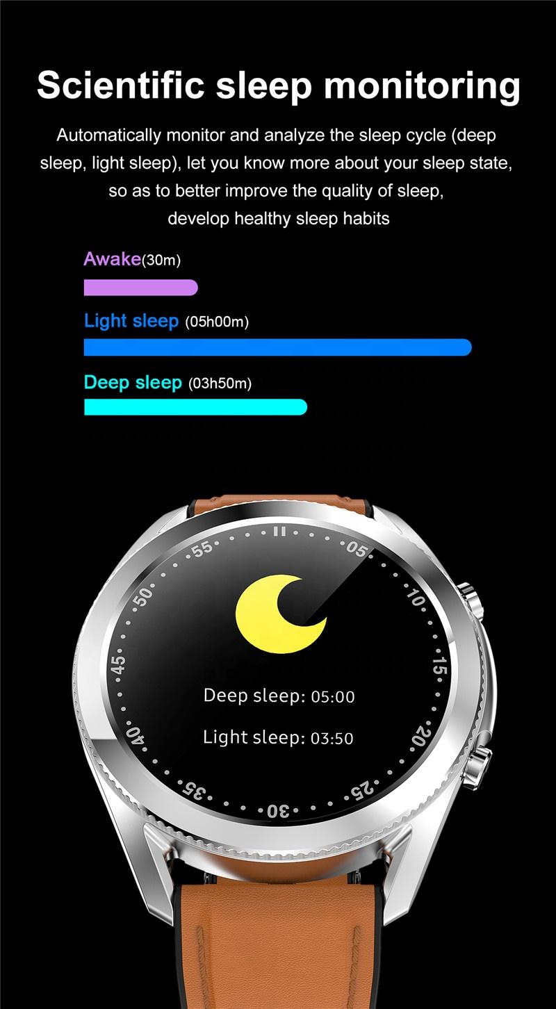 Smart Watch G33 Brown - بني