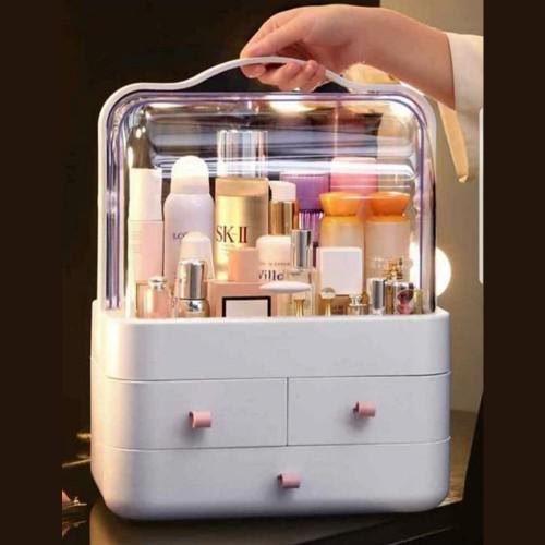 صندوق تخزين مستحضرات التجميل