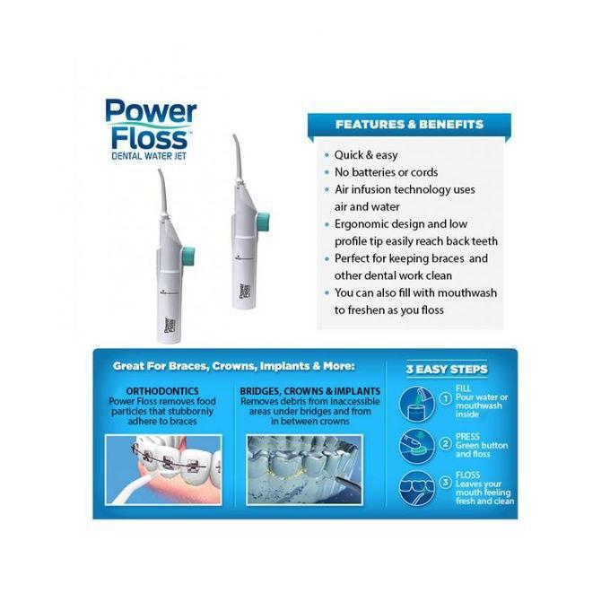 منظف الأسنان Power Floss