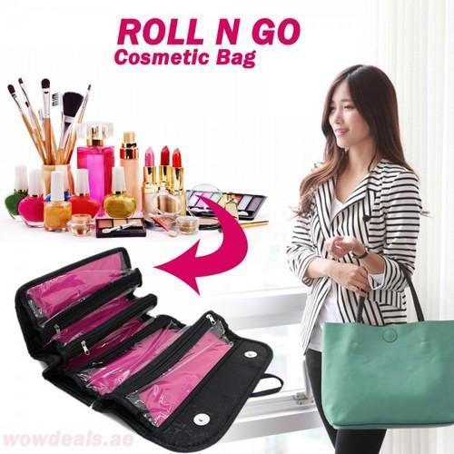منظم ميكياج Roll-N-Go