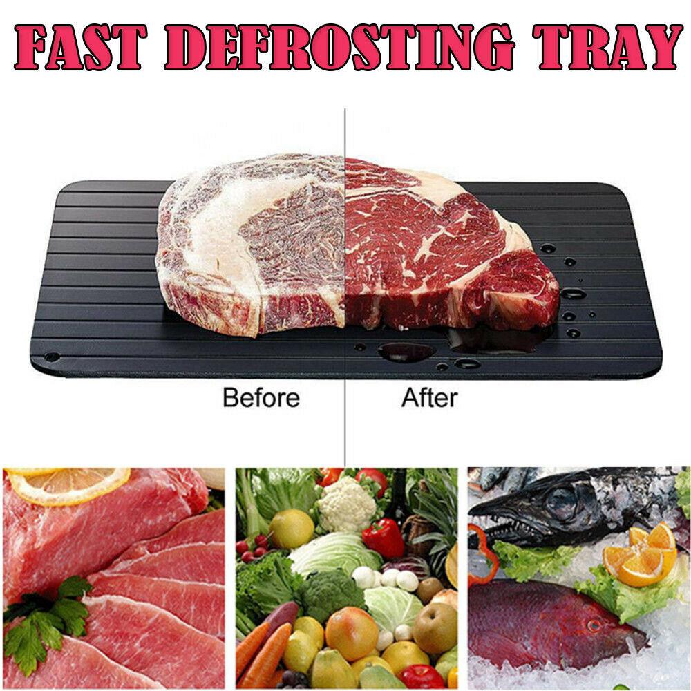 طبق سحري لإذابة تجميد الطعام Defrost Express