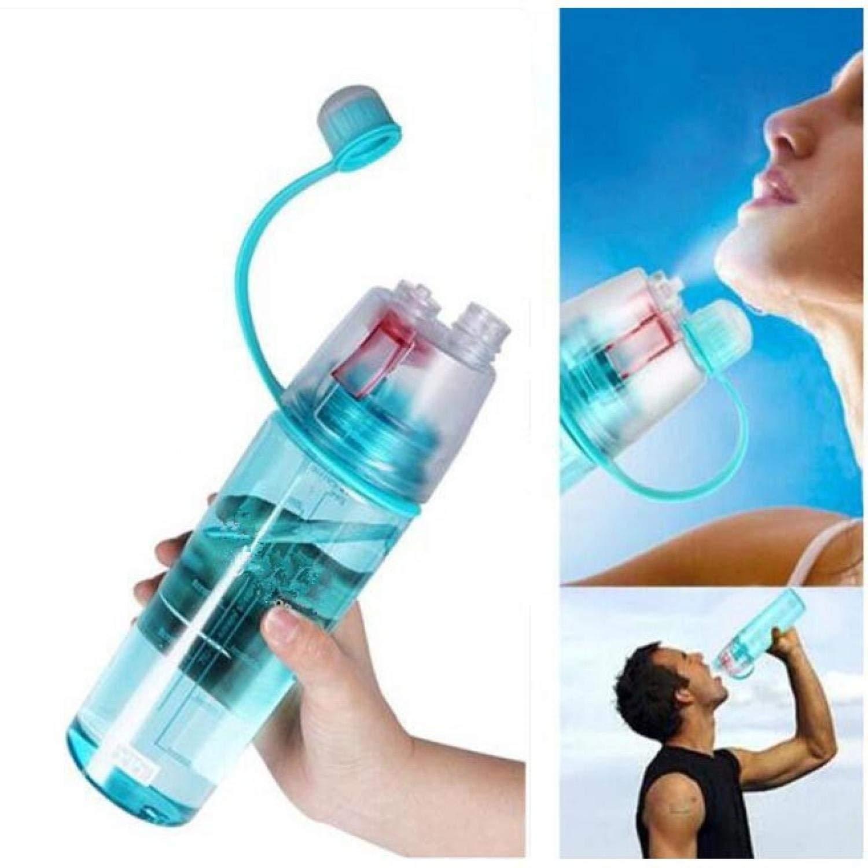 زجاجة مياه ببخاخ اكريلك 600 ملي