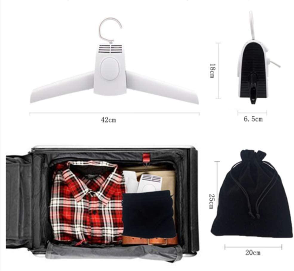 شماعة مجفف الملابس والاحذية متعدد الوظائف القابل للطي