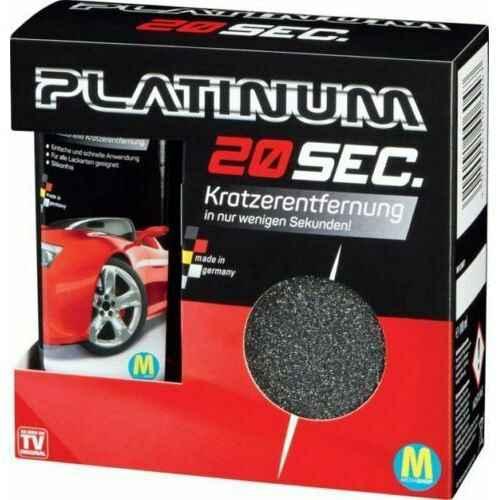 مزيل الخدوش Platinum 20 Sec