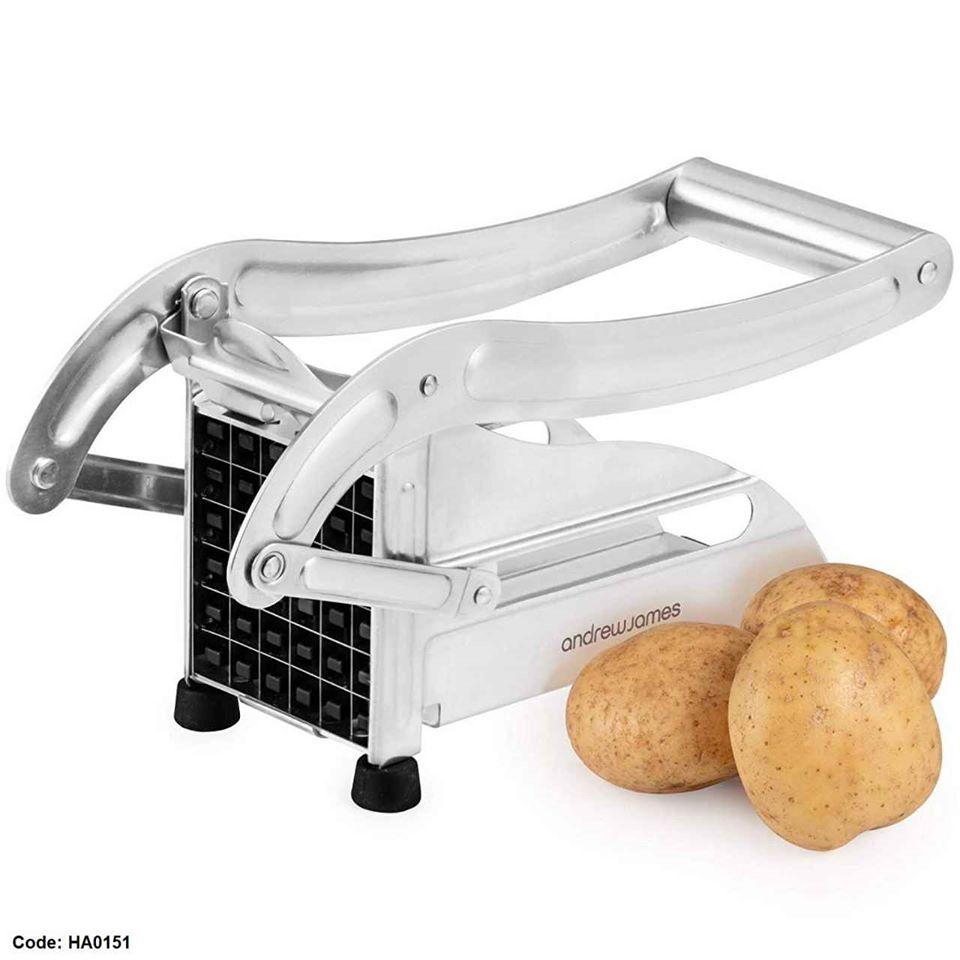 Potato chipper ستانلس ستيل قطاعات البطاطس