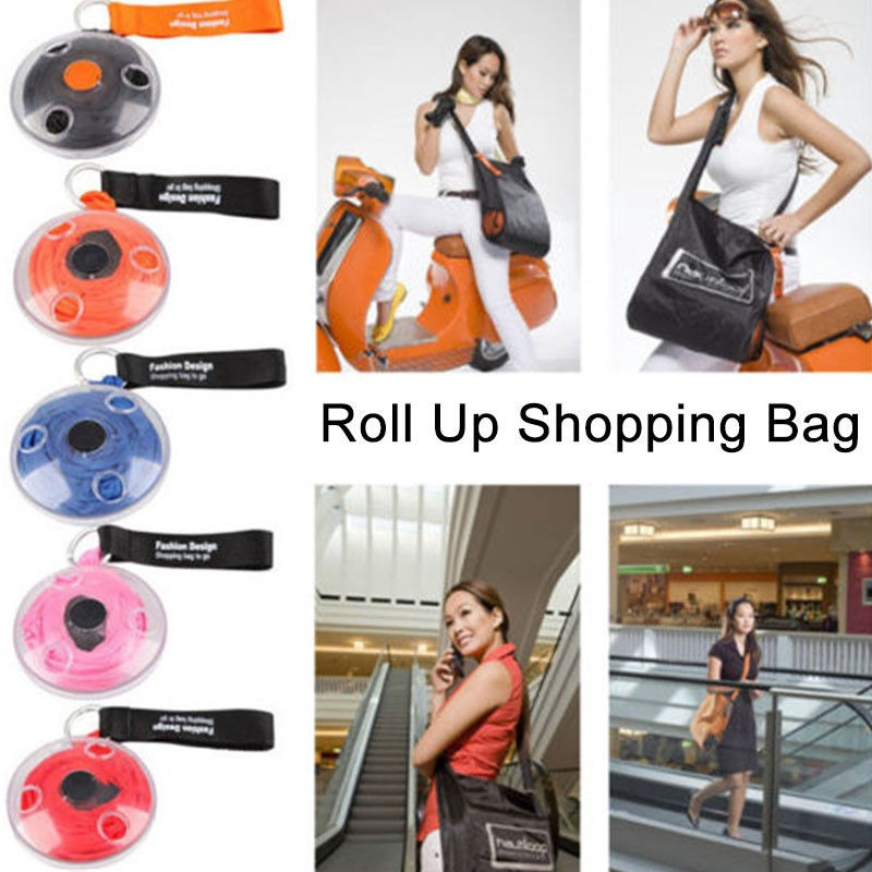 شنطة تسوق رول Shopping Bag Roll Up
