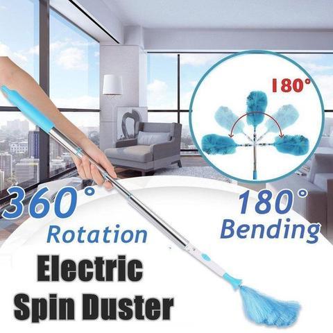 زعافة تنظيف Spin Duster 360