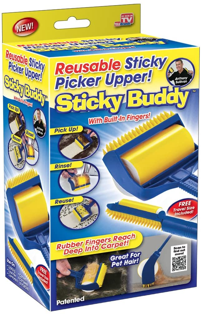 لمامة وبر رول Sticky Buddy