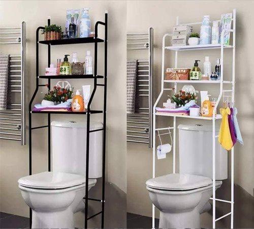 استاند لتنظيم أدوات النظافة