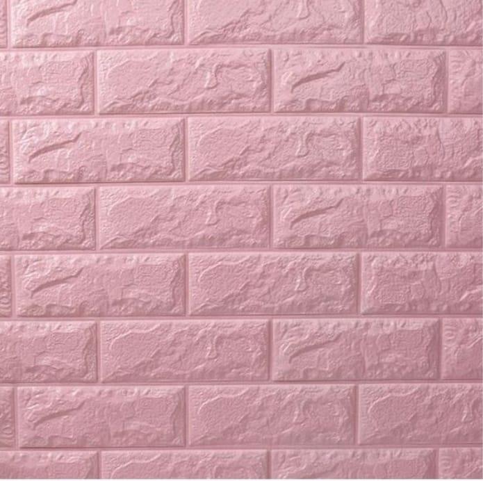 ورق حائط استيكر مجسم لون بامبي