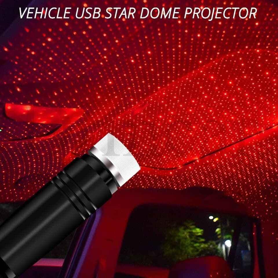 ليزر USB للسيارة او المنزل