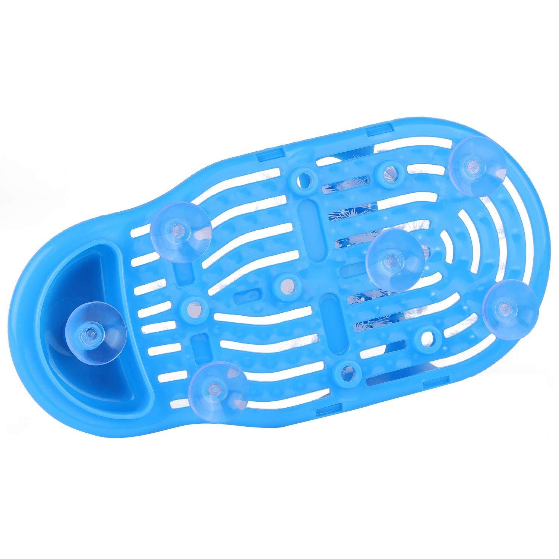 شبشب تنظيف وتقشير وتدليك القدم