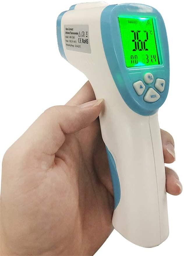 جهاز قياس درجة الحرارة