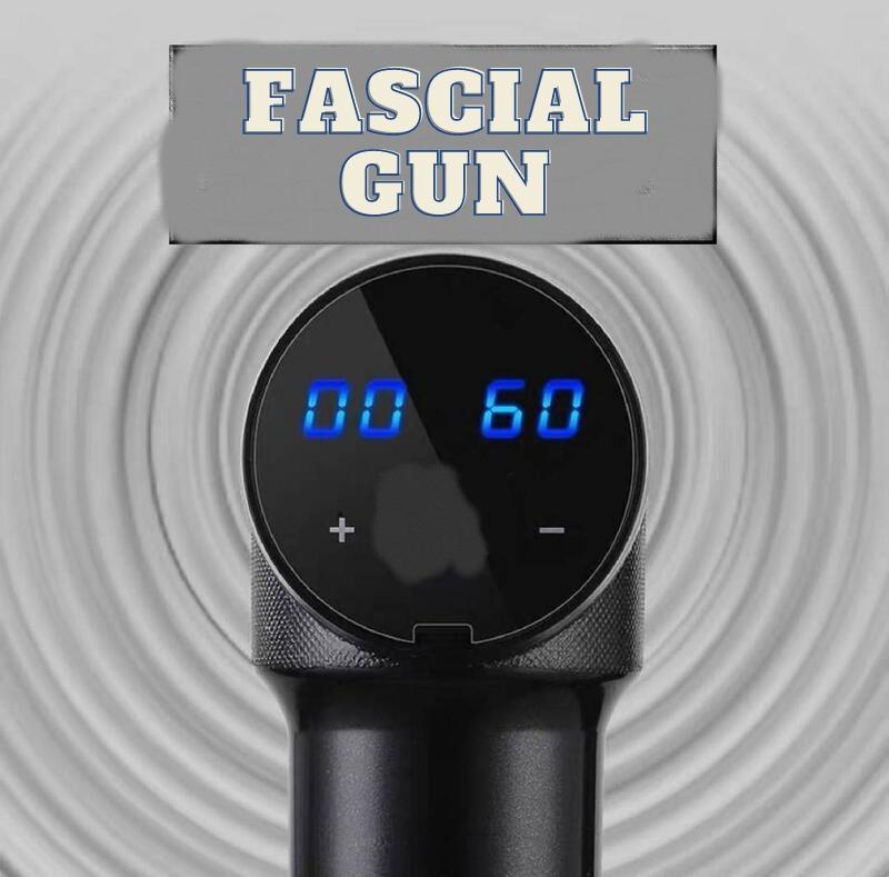 مسدس المساج ديجيتال