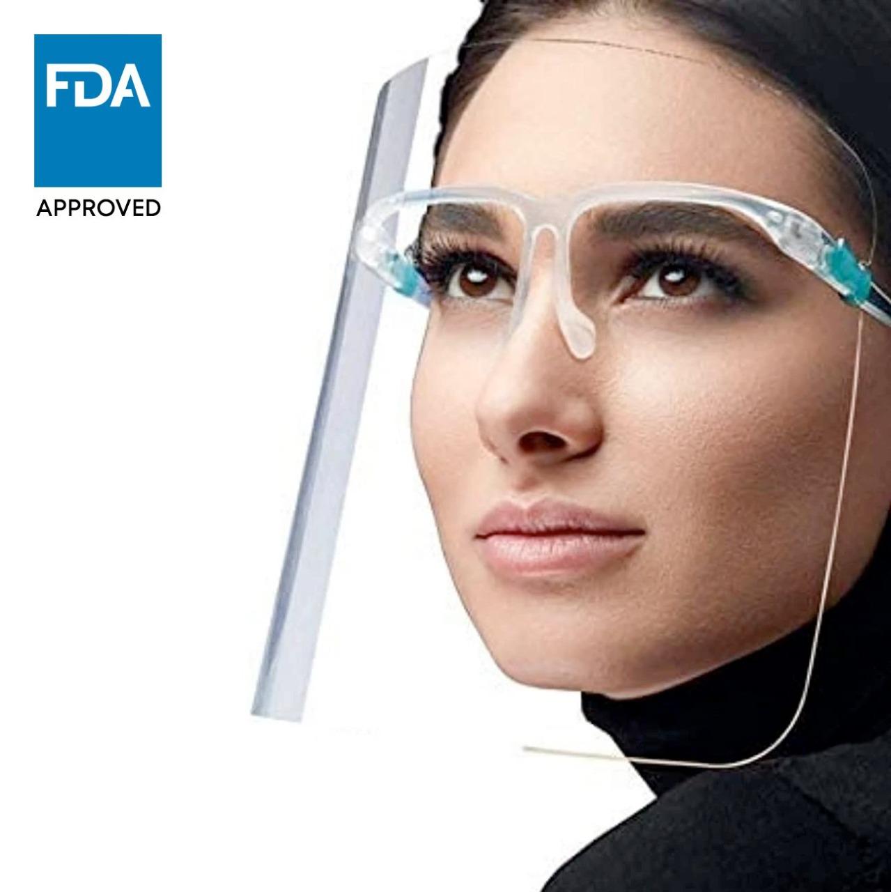 قناع الحماية Face Shield