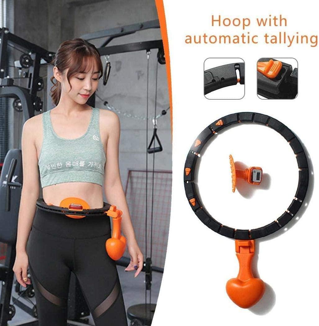 طوق التمارين المنزلي Hula Hoop