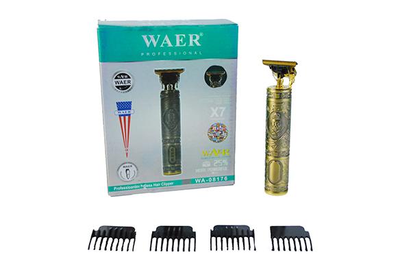 ماكينة حلاقة و تحديد WAER