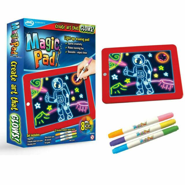 سبورة الاطفال المضيئة Magic Pad