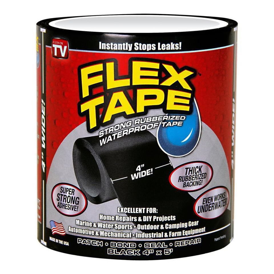 شريط لاصق Flex Tape