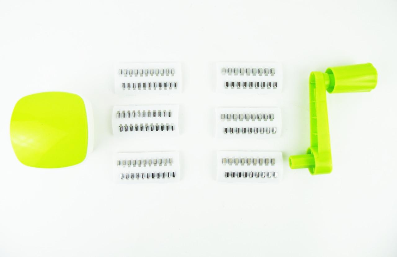 آلة قطع الخضار متعددة الوظائف
