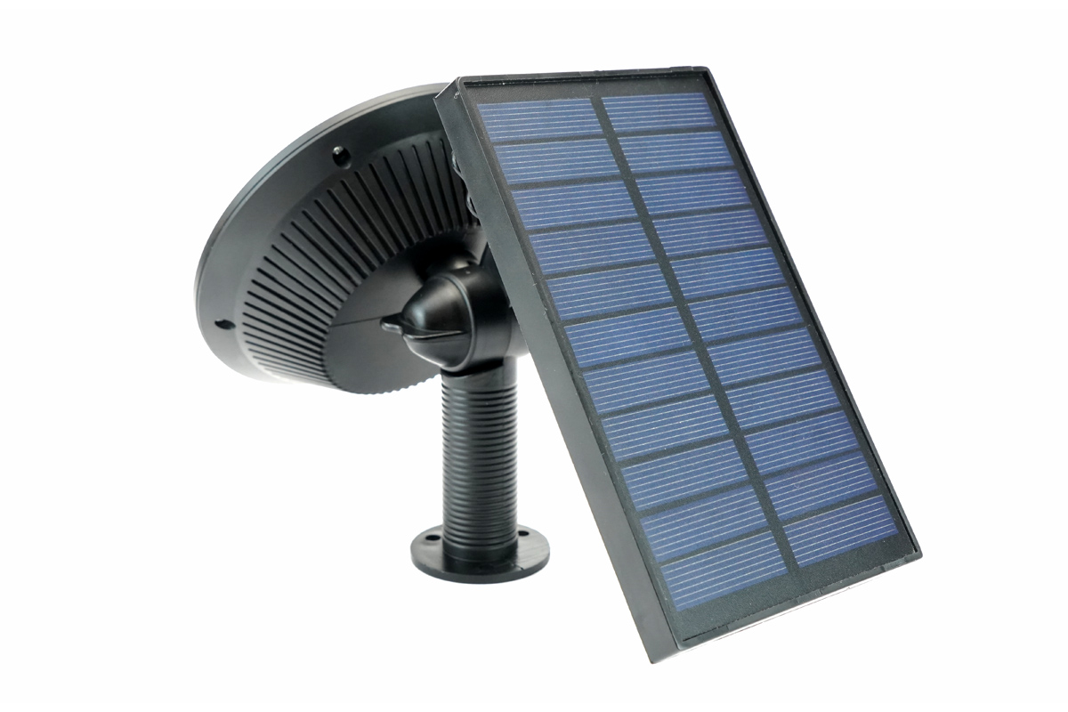 كشاف طاقة شمسية الوان