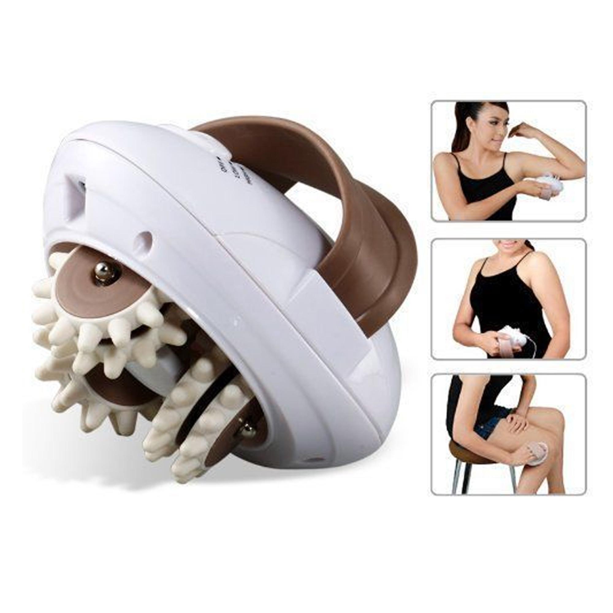 جهاز مساج لتفتيت الدهون+ ايس رولر مساج للوجه