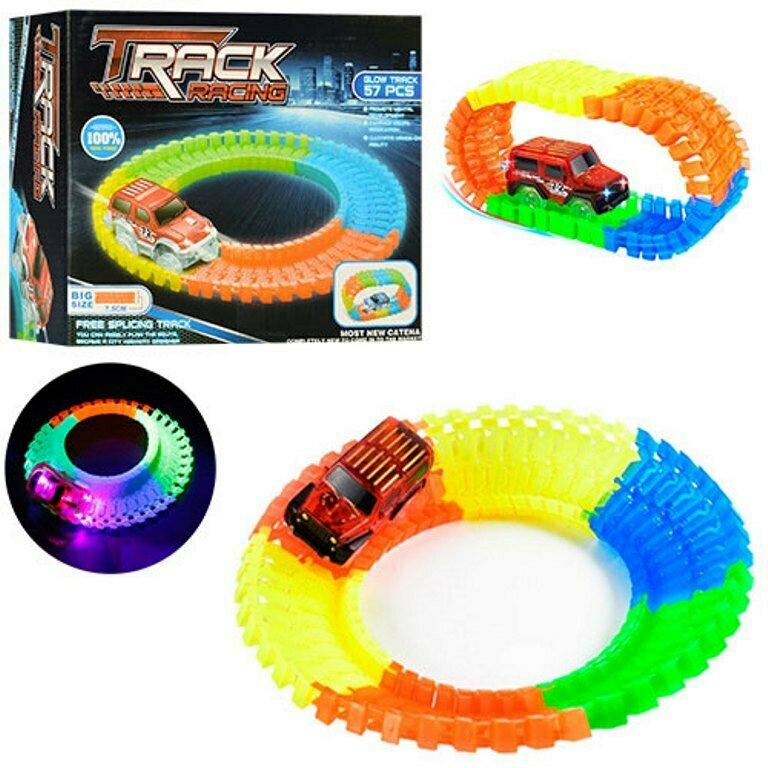 عربية بتراك - Track Racing Car