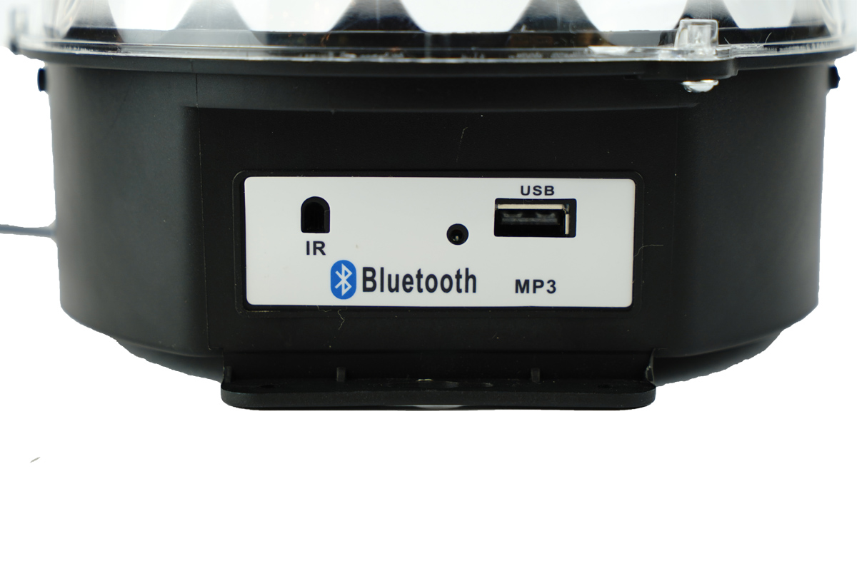 MP3 Led Magic Ball Light كرة الديسكو بخاصية البلوتوث