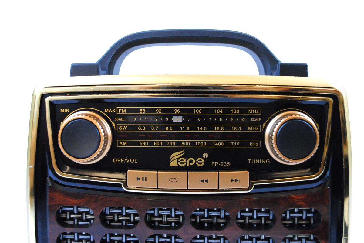 راديو بطاقه شمسيه خارجيه