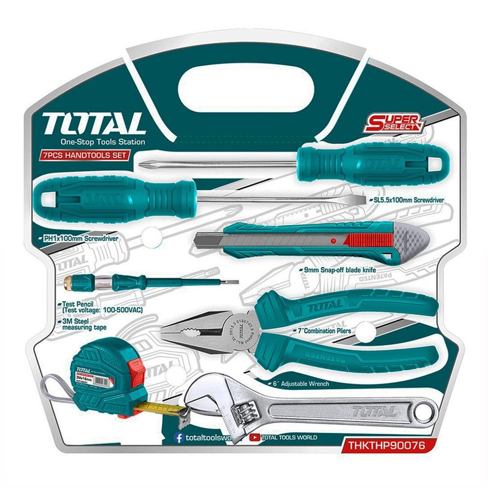 ادوات يدوية 7 قطع TOTAL