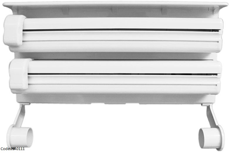 حامل ثلاثي للفويل و المناديل YW-01424