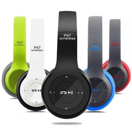 Wireless Headphones P47