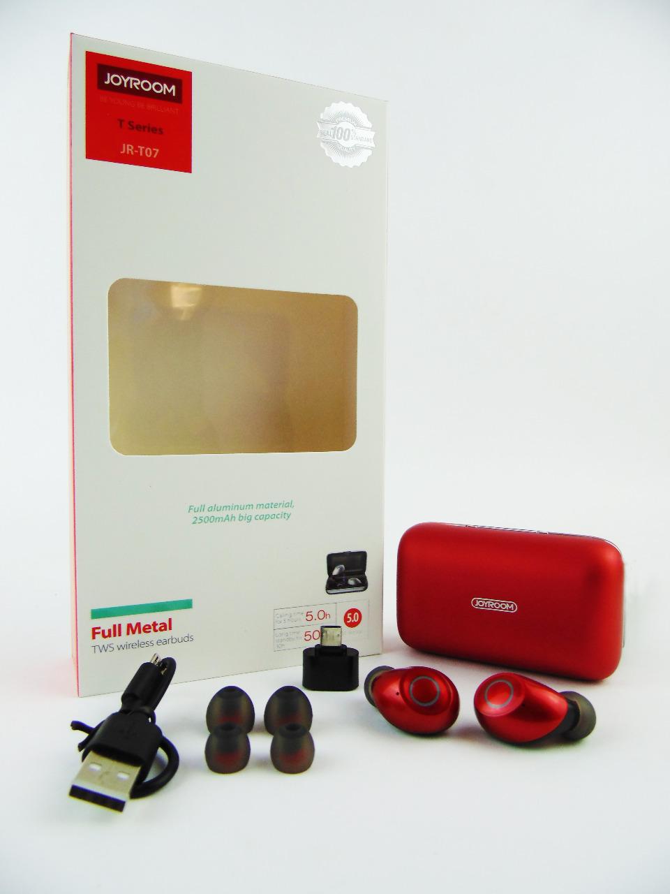 Joyroom JR-T07 أحمر