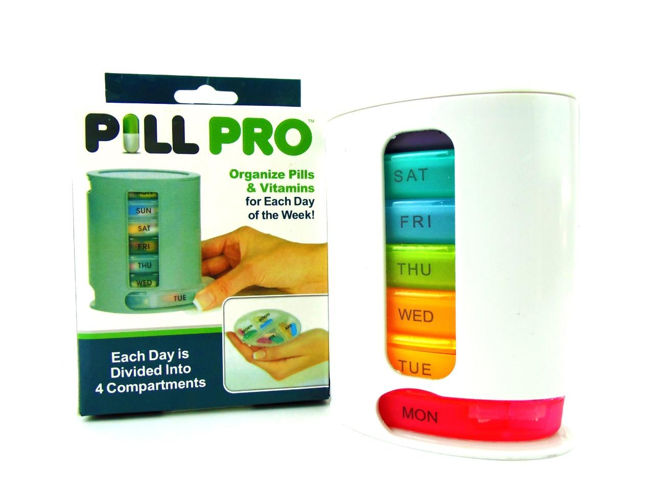 منظم ادوية اسبوعي Pill Pro
