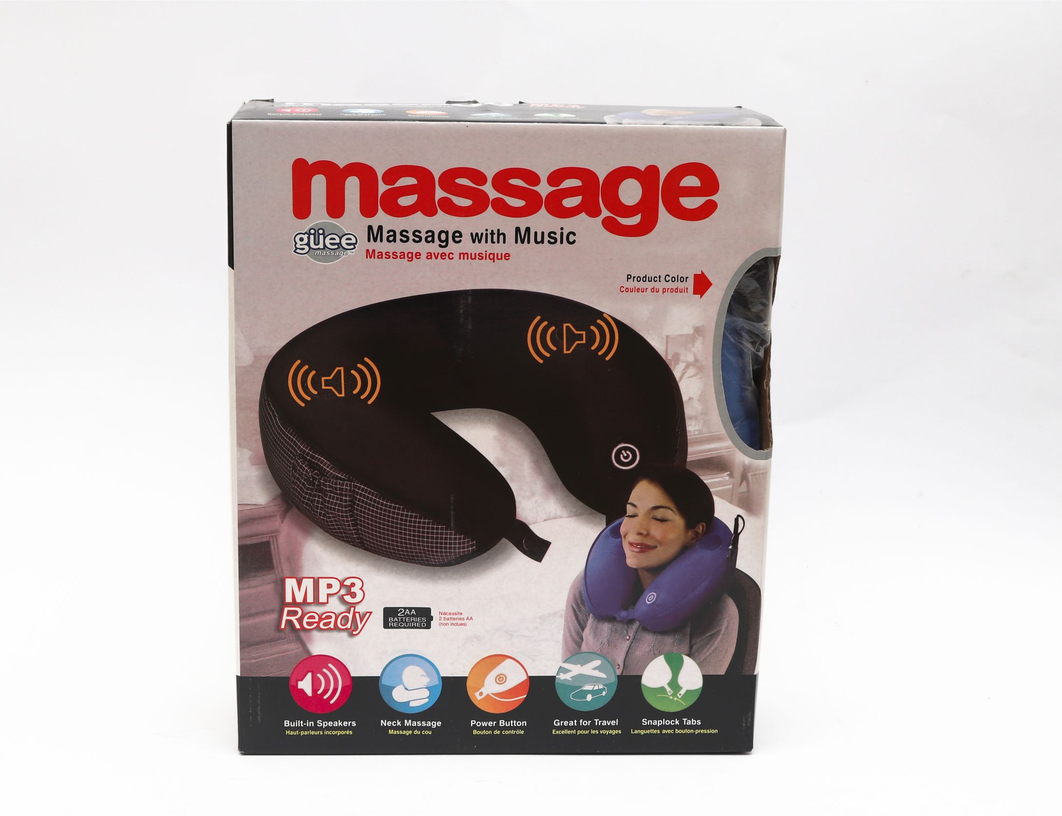 وسادة للرقبة Massage guee