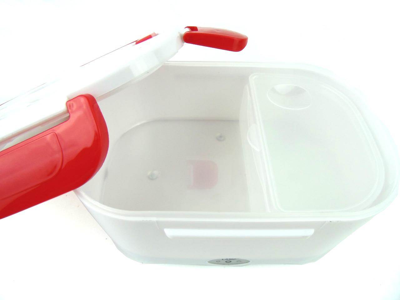 Electric Lunch box حافظة كهربائية لحفظ وتسخين الوجبات
